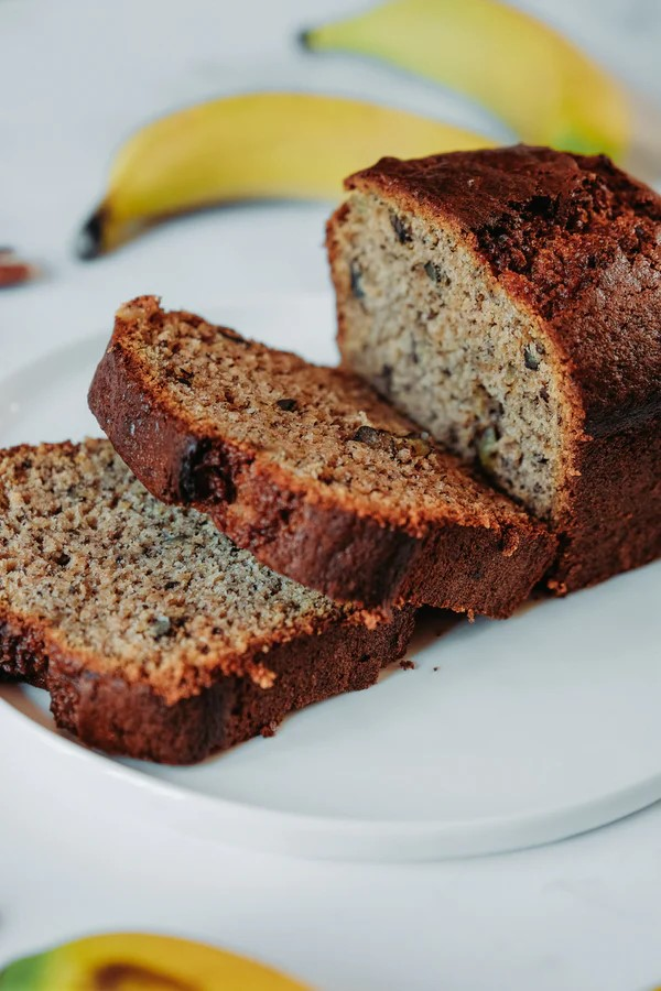 Cinnamon-Banana Bread with crickets recipes
