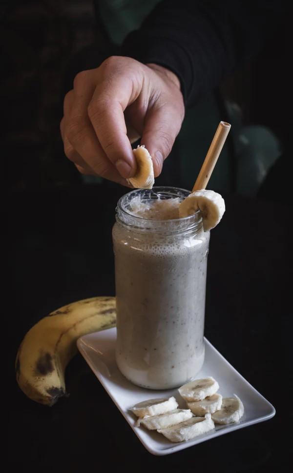 Banana Smoothie with Crickets recipes