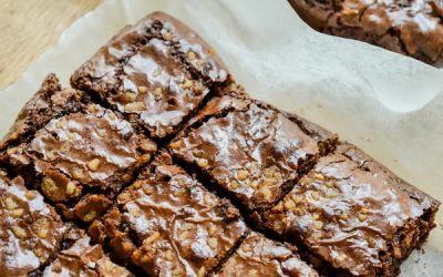 Cricket Brownies